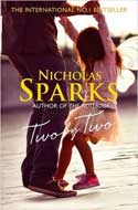 Discounted copies of Two by Two by Nicholas Sparks