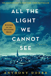 All the Light We Cannot See, signed by Anthony Doerr