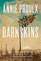 Barkskins, signed by Annie Proulx