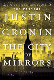 The City of Mirrors, signed by Justin Cronin