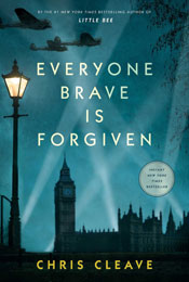 Everyone Brave is Forgiven, signed by Chris Cleave
