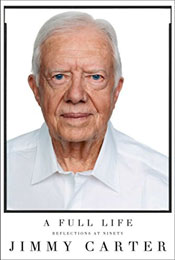 A Full Life: Reflections at Ninety, signed by Jimmy Carter