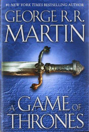 A Game of Thrones, signed by George R.R. Martin