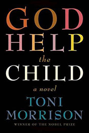 God Help the Child, signed by Toni Morrison