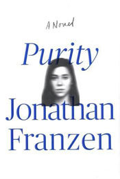 Purity, signed by Jonathan Franzen