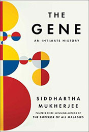 The Gene: An Intimate History, signed by Siddhartha Mukherjee