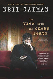 The View From the Cheap Seats, signed by Neil Gaiman