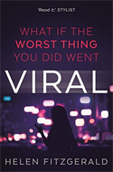 Discounted copies of Viral by Helen FitzGerald