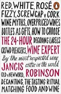 Discounted copies of The 24-Hour Wine Expert by Jancis Robinson