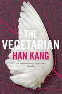 Discounted copies of The Vegetarian by Han Kang