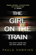 Discounted copies of The Girl on the Train by Paula Hawkins