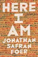 Discounted copies of Here I Am by Jonathan Safran Foer