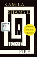 Discounted copies of Home Fire by Kamila Shamsie