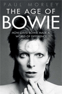 Discounted copies of The Age of Bowie by Paul Morley