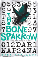 Discounted copies of The Bone Sparrow: A Refugee Novel by Zana Fraillon
