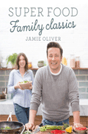 Discounted copies of Super Food Family Classics by Jamie Oliver