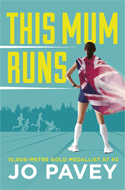 Discounted copies of This Mum Runs by Jo Pavey