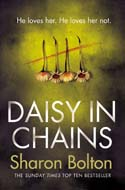 Discounted copies of Daisy in Chains by Sharon Bolton