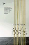 Discounted copies of Solar Bones by Mike McCormack