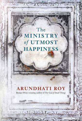 Discounted copies of The Ministry of Utmost Happiness by Arundhati Roy
