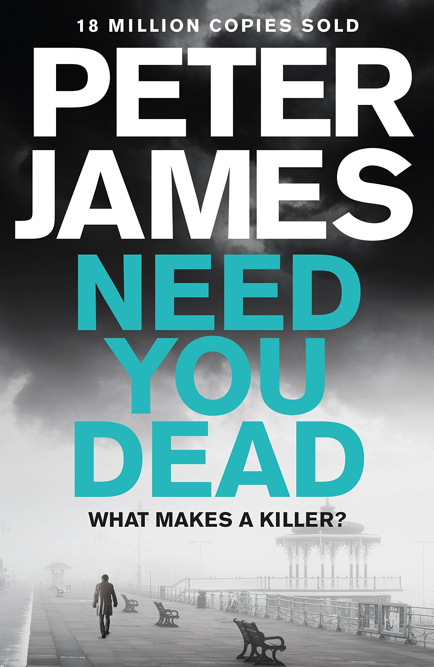 Discounted copies of Need You Dead by Peter James