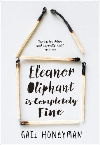 Discounted copies of Eleanor Oliphant is Completely Fine by Gail Honeyman