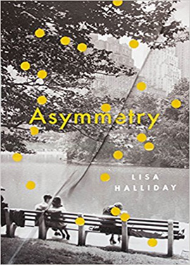 Discounted copies of Asymmetry by Lisa Halliday