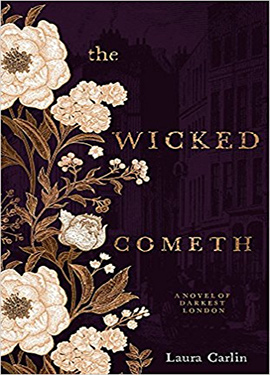 Discounted copies of The Wicked Cometh by Laura Carlin