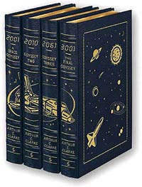 Easton Press 2001: A Space Odyssey by Arth
