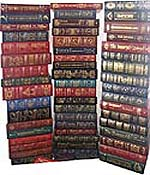Masterpieces of Science Fiction (56 Volumes) - Easton Press