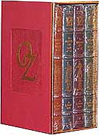 Easton Press' Four-Volume Wizard of Oz Set