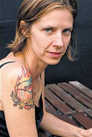 827f73193523e AbeBooks: Authors with Tattoos