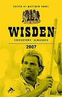 Collecting the Wisden Cricketers Almanack