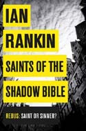 Saints of the Shadow Bible by Ian Rankin