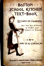 Mrs D.A. Lincoln - Boston School Kitchen Text-Book