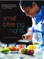 Govind Armstrong - Small Bites, Big Nights