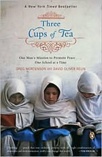 Greg Mortenson - Three Cups of Tea