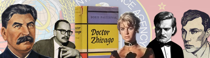 Giangiacomo Feltrinelli - the Publisher Who Saved Dr. Zhivago