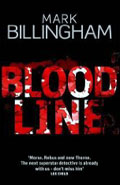 ISBN: 1408700670 Mark Billingham - Blood Line