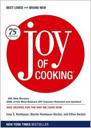 The Joy of Cooking 75th Anniversary Edition by Irma S. Rombauer
