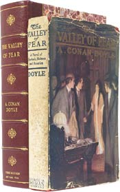 Valley of Fear: A Sherlock Holmes Novel by Arthur Conan Doyle