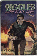 The Black Peril: A Biggles Story