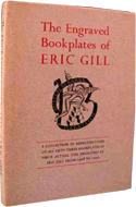 The Engraved Bookplates of Eric Gill