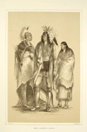 North American Indian Portfolio by George Catlin