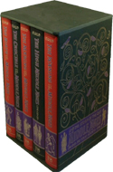 The Story of the Middle Ages (5 vols) by various