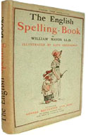 The English Spelling-Book by William Mavor