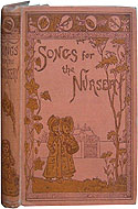 Songs for the Nursery Edited by Robert Ellice