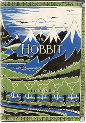 The Hobbit or There and Back Again by J.R.R. Tolkien - Sold for �12,758