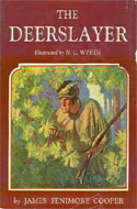 The Deerslayer by James Fenimore Cooper, Illustrated by N.C. Wyeth