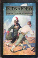 Kidnapped by Robert Louis Stevenson, Illustrated by N.C. Wyeth